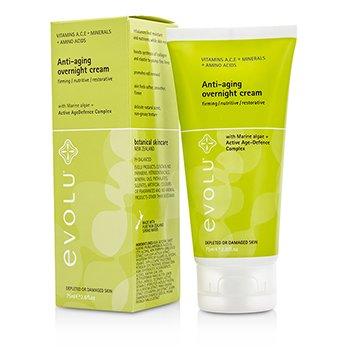 Evolu Anti-Aging Overnight Cream (Depleted or Damaged Skin)  75ml/2.6oz