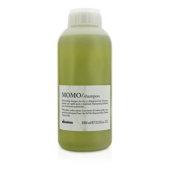 Davines Momo Moisturizing Shampoo (For Dry or Dehydrated Hair)  1000ml/33.8oz