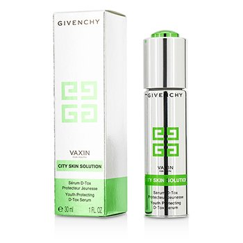 Givenchy Vax'In For Youth City Skin Solution Youth Protecting D-Tox Serum  30ml/1oz