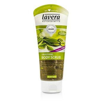 Lavera Smoothing Body Scrub  200ml/6.6oz