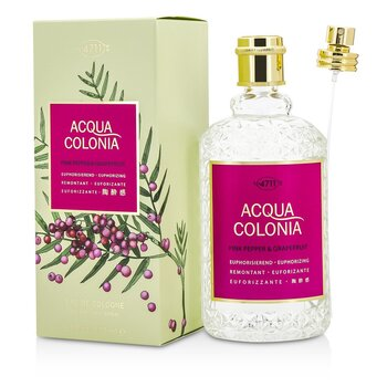 4711 Acqua Colonia Pink Pepper & Grapefruit Eau De Cologne Spray  170ml/5.7oz