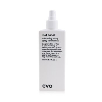 Evo Root Canal Volumising Spray (For All Hair Types, Especially Fine Hair)  200ml/6.8oz