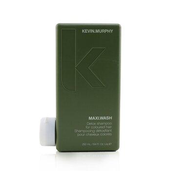 Kevin.Murphy Maxi.Wash (Detox Shampoo - For Coloured Hair)  250ml/8.4oz