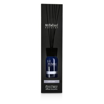 Millefiori Natural Fragrance Diffuser - Cold Water  100ml/3.38oz