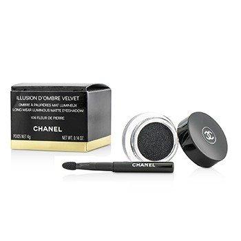 Chanel Illusion D'Ombre Long Wear Luminous Eyeshadow - # 106 Fleur De Pierre  4g/0.14oz