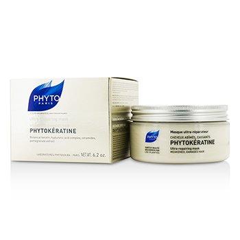 Phyto Phytokeratine Ultra-Repairing Mask (For Weakened, Damaged Hair)  200ml/6.2oz