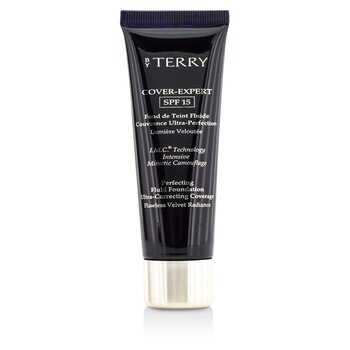 By Terry Cover Expert Perfecting Fluid Foundation SPF15 - # 01 Fair Beige  35ml/1.18oz