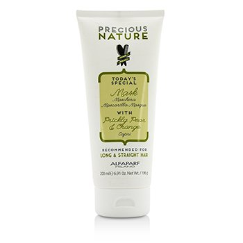 AlfaParf Precious Nature Today's Special Mask (For Long & Straight Hair)  200ml/6.91oz