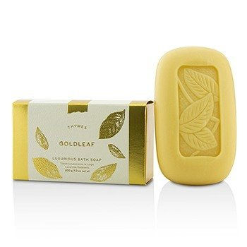 Thymes Goldleaf Luxurious Bath Soap  200g/7oz