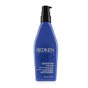 Redken Extreme Anti-Snap Anti-Breakage Leave-In Treatment (For Distressed Hair)  240ml/8.1oz