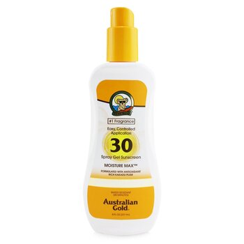 Australian Gold Spray Gel Sunscreen Broad Spectrum SPF 30  237ml/8oz