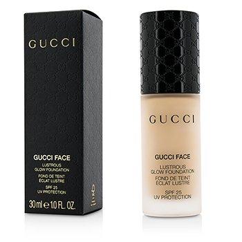 Gucci Lustrous Glow Foundation SPF 25 - #010  30ml/1oz