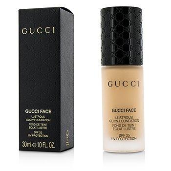 Gucci Lustrous Glow Foundation SPF 25 - #030 (Light)  30ml/1oz