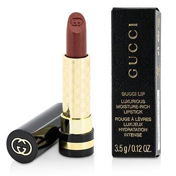 Gucci Luxurious Moisture Rich Lipstick  - #500 Scarlet Glow  3.5g/0.12oz