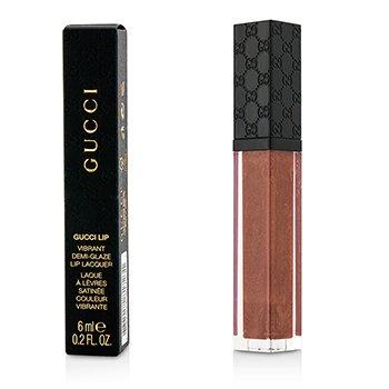 Gucci Vibrant Demi Glaze Lip Lacquer - #110 Iconic Bronze  6ml/0.2oz