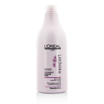 L'Oreal Professionnel Expert Serie - Vitamino Color A.OX Color Radiance Protection+ Perfecting Conditioner - Rinse Out  750ml/25.4oz