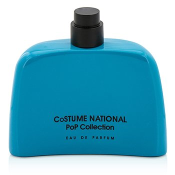 Costume National Pop Collection Eau De Parfum Spray - Light Blue Bottle (Unboxed)  100ml/3.4oz