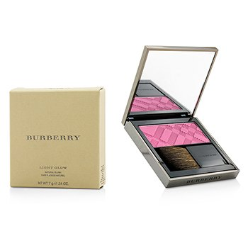 Burberry Light Glow Natural Blush - # No. 09 Coral Pink  7g/0.24oz