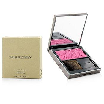 Burberry Light Glow Natural Blush - # No. 10 Hydrangea Pink  7g/0.24oz