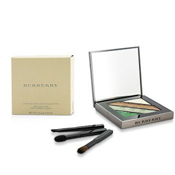 Burberry Complete Eye Palette (4 Enhancing Colours) - # No. 15 Sage Green  5.4g/0.19oz