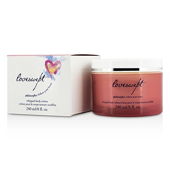 Philosophy Loveswept Whipped Body Creme  240ml/8oz