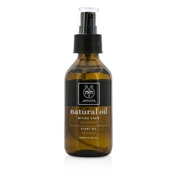 Apivita Natural Oil - Almond Plant Oil  100ml/3.4oz