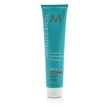 Moroccanoil Styling Gel - # Strong  180ml/6oz