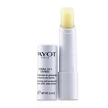 Payot Hydra 24+ Moisturising and Protective Lip Balm With Shea Butter - For Damaged Lips  4g/0.14oz