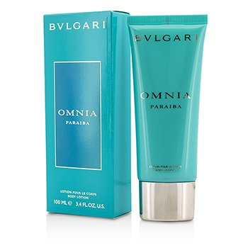 Bvlgari Omnia Paraiba Body Lotion  100ml/3.4oz