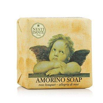 Nesti Dante Amorino Soap - Rose Bouquet  150g/5.3oz