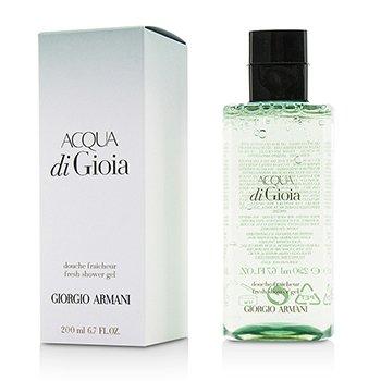 Giorgio Armani Acqua Di Gioia Fresh Shower Gel  200ml/6.7oz