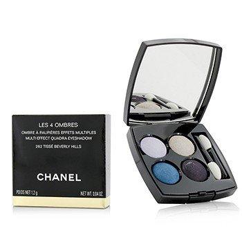 Chanel Les 4 Ombres Quadra Eye Shadow - No. 262 Tisse Beverly Hills  1.2g/0.04oz