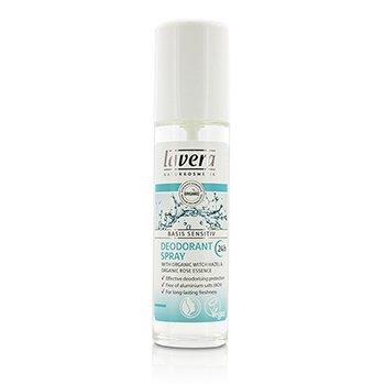 Lavera 24h Basis Sensitiv Deodorant Spray  75ml/2.5oz