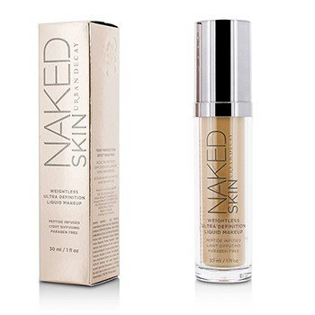 Urban Decay Naked Skin Weightless Ultra Definition Liquid Makeup - #4.5  30ml/1oz