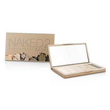 Urban Decay Naked 2 Basics Eyeshadow Palette: 6x Eyeshadow (Cover, Frisk, Primal, Skimp, Stark, Undone)  6x1.3g/0.05oz