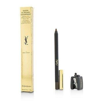Yves Saint Laurent Dessin Du Regard Waterproof High Impact Color Eye Pencil - # 2 Brun Danger  1.2g/0.04oz