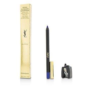 Yves Saint Laurent Dessin Du Regard Waterproof High Impact Color Eye Pencil - # 3 Bleu Impatient  1.2g/0.04oz