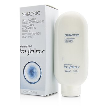 Byblos Ghiaccio Fresh Hydration Body Milk  400ml/13.5oz