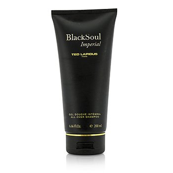 Ted Lapidus Black Soul Imperial All-Over Shampoo  200ml/6.66oz
