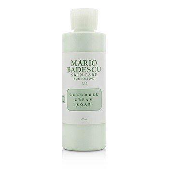 Mario Badescu Cucumber Cream Soap - For All Skin Types  177ml/6oz