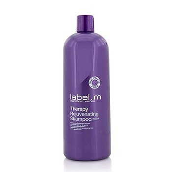 Label.M Label.m Therapy Rejuvenating Shampoo (Gently Cleanse While Restoring, Replenishing and Rejuvenating  1000ml/33.8oz