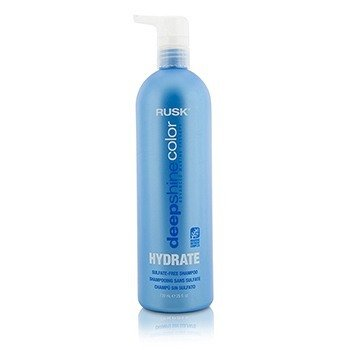 Rusk Deepshine Color Hydrate Sulfate-Free Shampoo  739ml/25oz