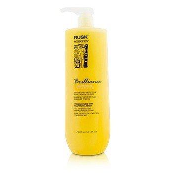 Rusk Sensories Brilliance Grapefruit & Honey Color-Protecting Shampoo (New Packaging)  1000ml/33.8oz