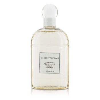Guerlain Les Delices De Bain Perfumed Shower Gel  200ml/6.7oz