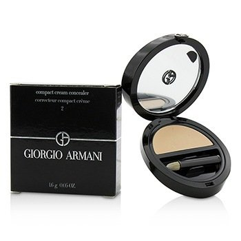 Giorgio Armani Compact Cream Concealer - # 2  1.6g/0.05oz