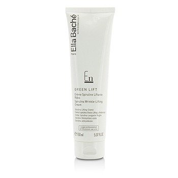 Ella Bache Green Lift Spirulina Wrinkle-Lifting Cream - Salon Size  150ml/5.07oz