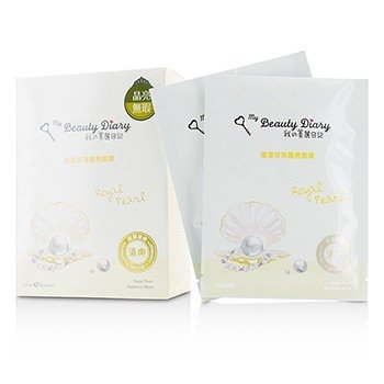 My Beauty Diary Mask - Royal Pearl Radiance (Brightening)  8pcs