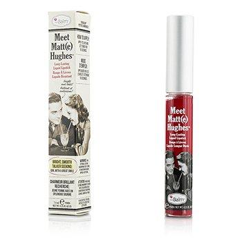 TheBalm Meet Matte Hughes Long Lasting Liquid Lipstick - Devoted  7.4ml/0.25oz