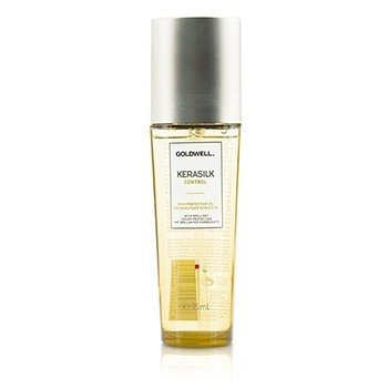 Goldwell Kerasilk Control Rich Protective Oil (For Extremely Unmanageable, Unruly and Frizzy Hair)  75ml/2.5oz