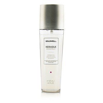 Goldwell Kerasilk Reconstruct Regenerating Blow-Dry Spray (For Stressed and Damaged Hair)  125ml/4.2oz